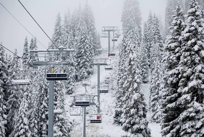 Colorado's 4 Major Ski Resorts GetSnow!