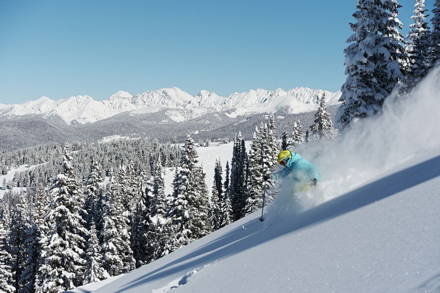 Vail Mountain Extends Season